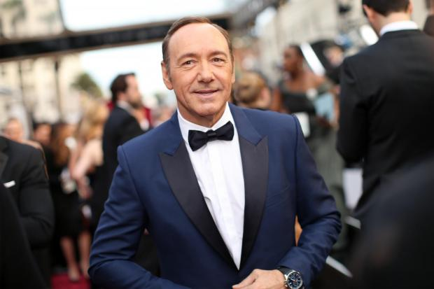 Kevin Spacey to seek treatment in wake of abuse allegations