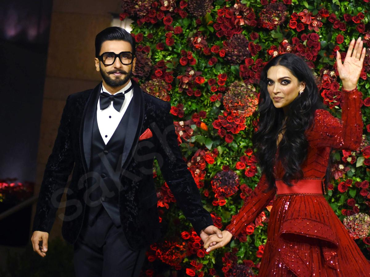 Bollywood in full attendance at Deepika-Ranveer