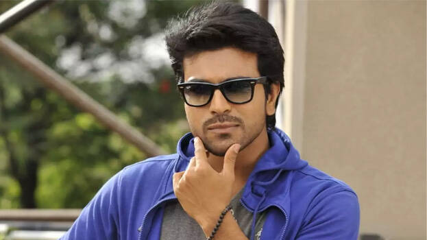Ram Charan tests positive for Covid-19