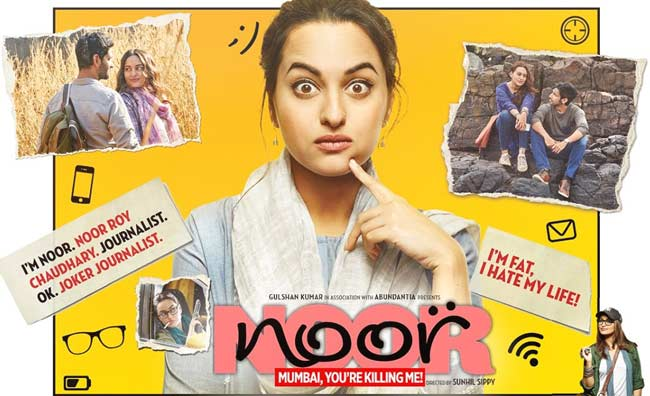 'Noor' Movie Review: Here's A Fizz-less Tale of a Serial Cribber