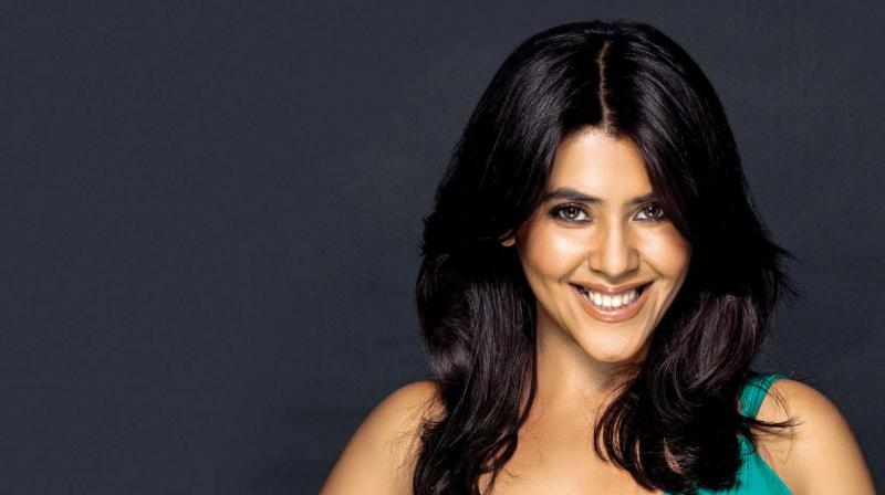 Prohibition not a solution: Ekta Kapoor