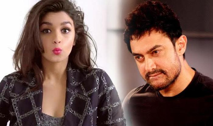 After working with Shah Rukh Khan, Alia Bhatt may soon share screen space with Aamir Khan