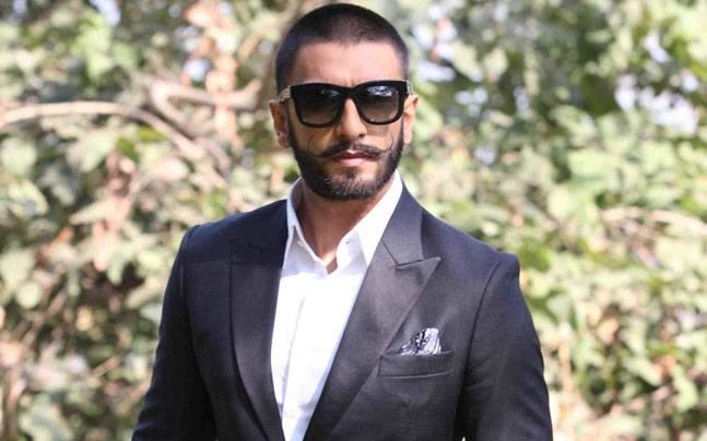 Ranveer Singh wants his biopic named