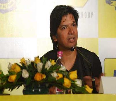 Shaan won't sing a song on alcohol