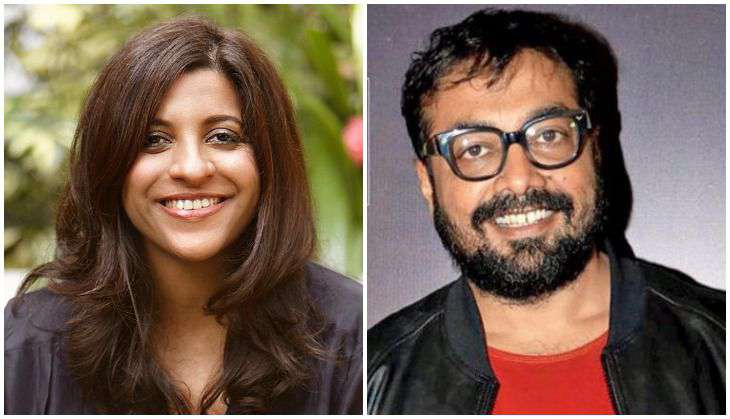 Directors Zoya, Anurag invited by Academy of Motion Picture Arts and Sciences