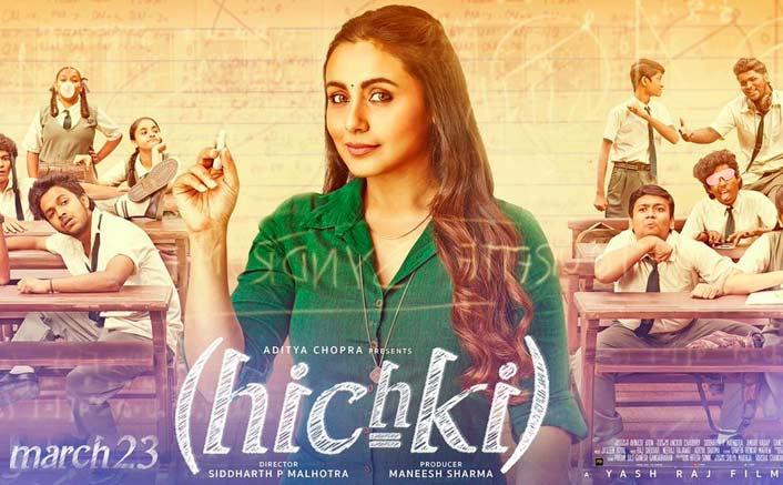 Rani Mukerji Movie Hichki released today