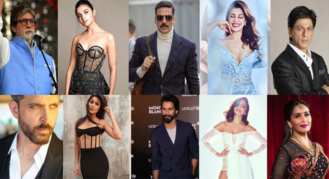 Big B, Akshay, Alia among celebs in Forbes Asia 100 Digital Stars list