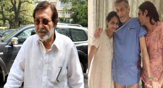 This picture Of Vinod Khanna hints some major illness