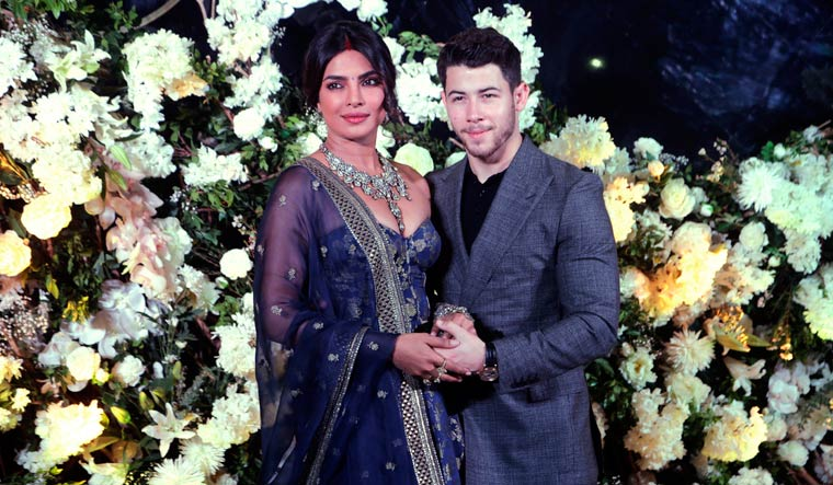 Priyanka-Nick host reception in Mumbai