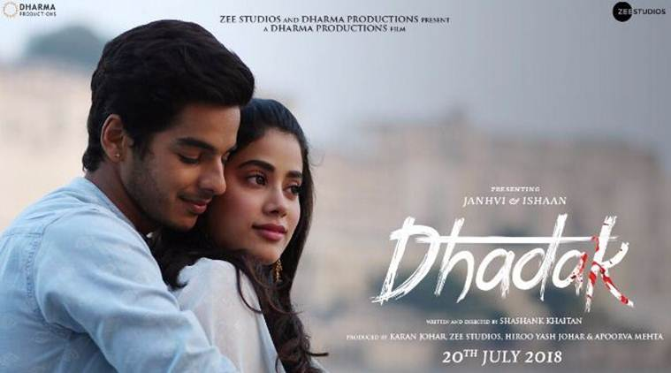 Dhadak trailer is out, starring Janhvi Kapoor and Ishaan Khatter.