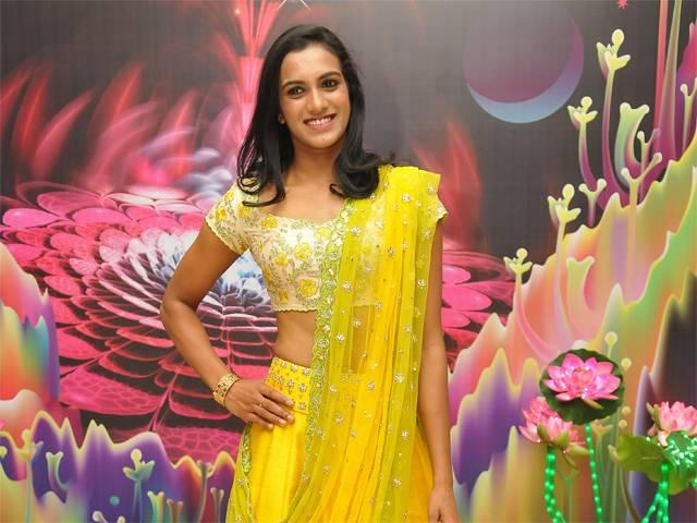 PV Sindhu all set  to make a cameo in her own biopic