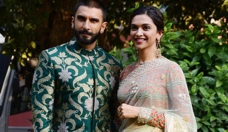 Deepika, Ranveer set to tie the knot in Italy today