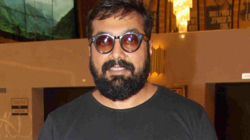Anurag Kashyap steps down as MAMI