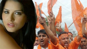 Sunny welcome in Bhopal advices Bajrang Dal to do good work