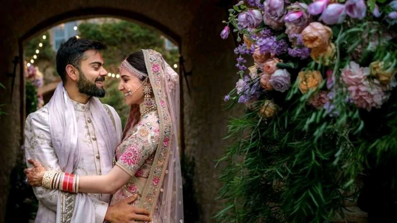 Anushka Sharma wishes Virat Kohli on 3rd anniversary