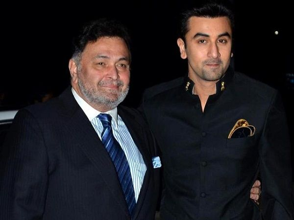 Rishi Kapoor wants Ranbir to get married and have some kids