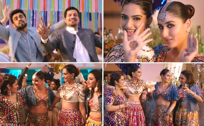 veerediweddingsecondsongtitledbhangratasajdamusicvideoreleased