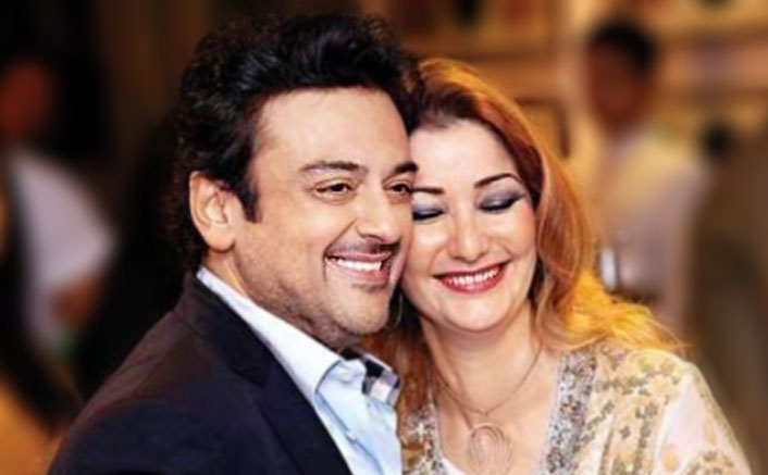 Adnan Sami becomes  father of a beautiful girl, Medina Sami Khan