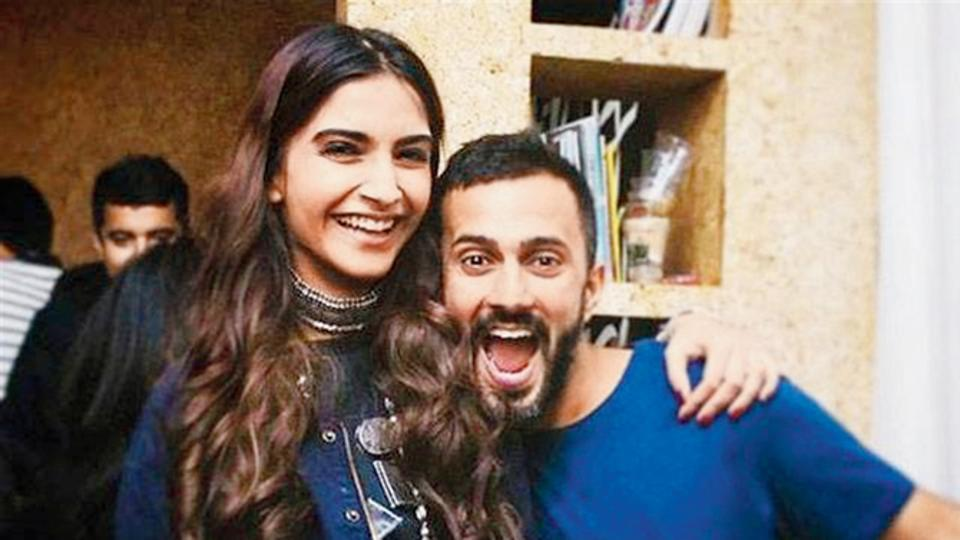 Sonam is getting married on May 8