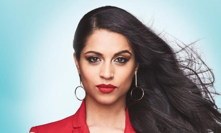 YouTube sensation Lilly Singh tell UN to empower youth