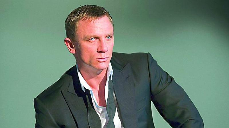 When Daniel Craig came face-to-face with real spies at CIA