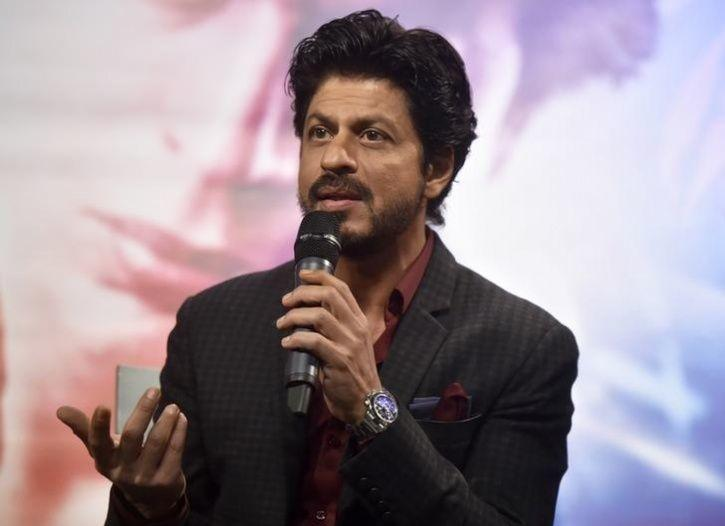 I am an incomplete, restless artiste: Shah Rukh Khan