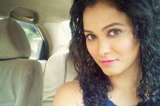 Neetha Shetty down with dengue fever