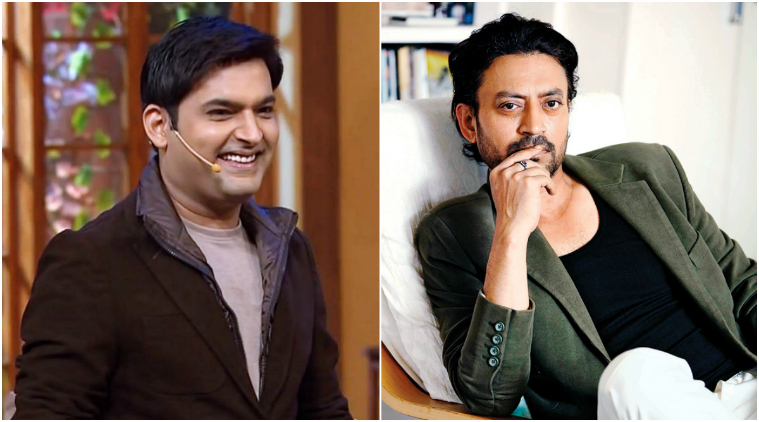Oops! Legal Trouble For Kapil Sharma And Irrfan Khan