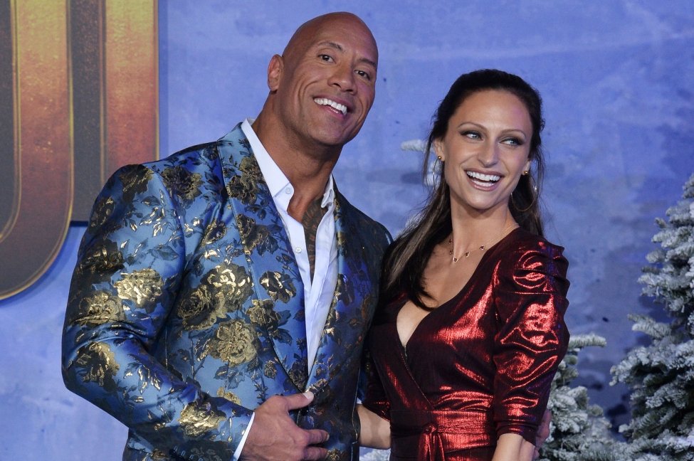 Dwayne Johnson says he and family had Covid-19