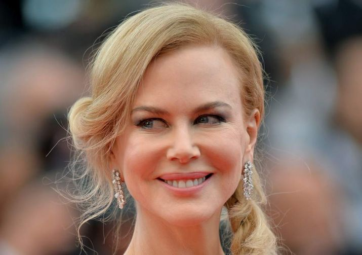 I played it a little safe in the past: Nicole Kidman