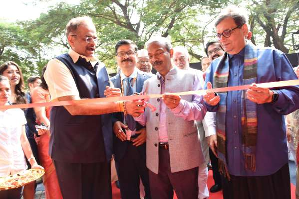 Hitech multimedia exhibition inaugurated at IFFI