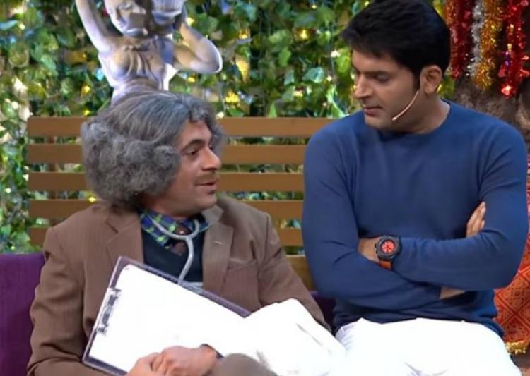 Has Kapil Sharma finally found a replacement for Sunil Grover on TKSS?