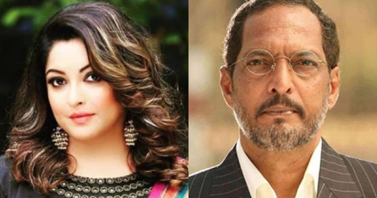 FIR against Nana Patekar, Ganesh Acharya and two others based on Tanushree Dutta's complaint