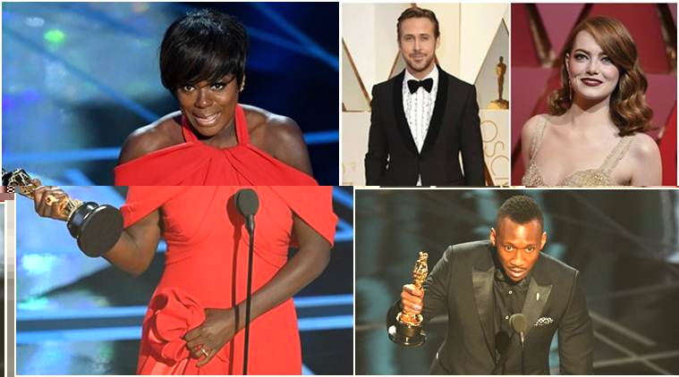 89th Academy Awards:  Mahershala Ali and Viola Davis win Best Supporting Actor awards