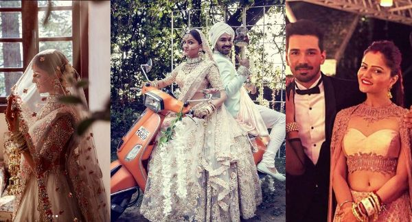 Rubina Dilaik is now married to her boy friend Abhinav Shukla.