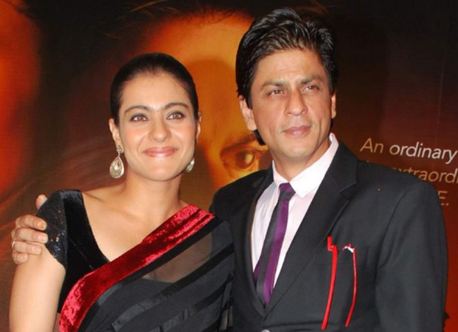 Kajol and I are the worst best dancers in the world: SRK