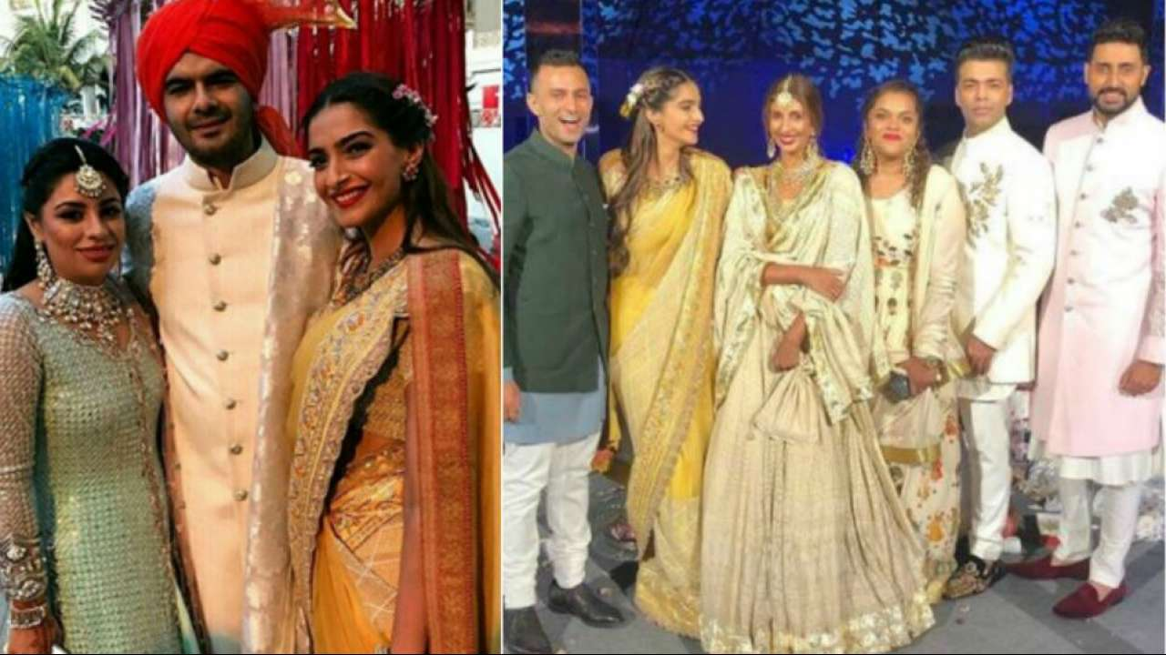 sonamkapoorspreweddingceremoniesbegin