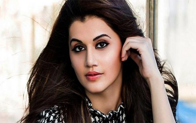 I am huge Carolina Marin fan: Taapsee Pannu