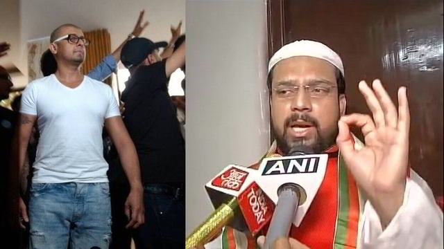 Where Is The Garland Of Torn Shoes, Asks Cleric Who Issued Fatwa Against Singer Sonu Nigam