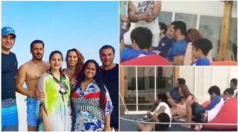 Salman Khan and Iulia Vantur get cosy in Maldives. When are they making their love official?