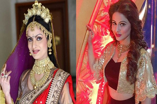 Hina Khan Was Set To Be Chandrakanta But Ekta Kapoor Turned Her Down!