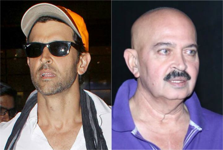 Rakesh Roshan diagnosed with early stage cancer: Hrithik Roshan