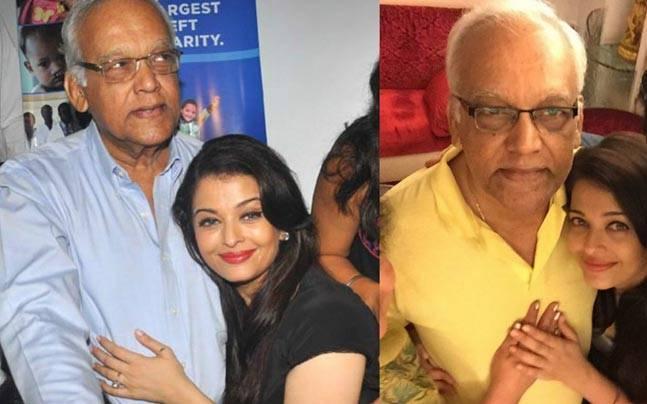 Aishwarya Rai Bachchan's father Krishnaraj Rai in ICU