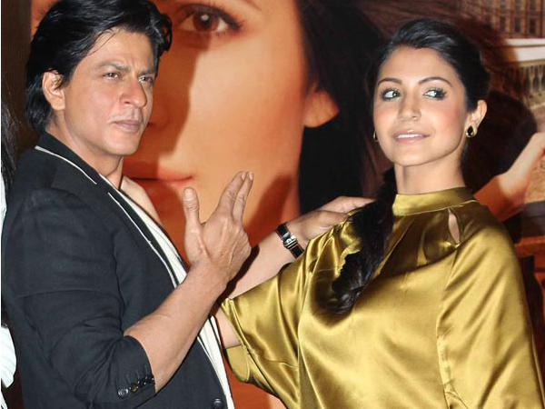 Shah Rukh Khan wants to report Anushka Sharma for