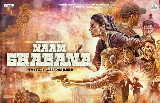 Naam Shabana Witnesses An Average Opening