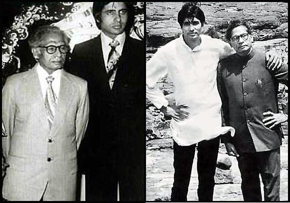 Amitabh Bachchan angry over losing rights on father Harivansh Rai Bachchan