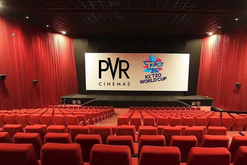 PVR Cinemas to screen ICC Men