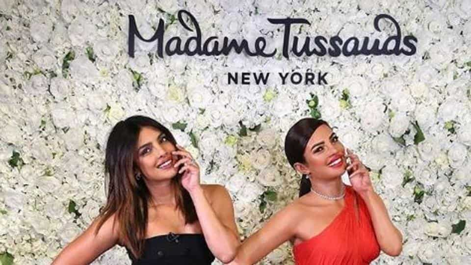 Priyanka Chopra gets a wax statue at New York Madame Tussauds