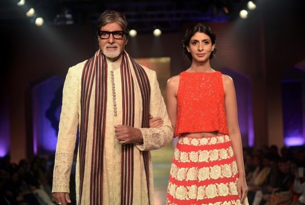 Shweta Bachchan to launch debut novel on Big B