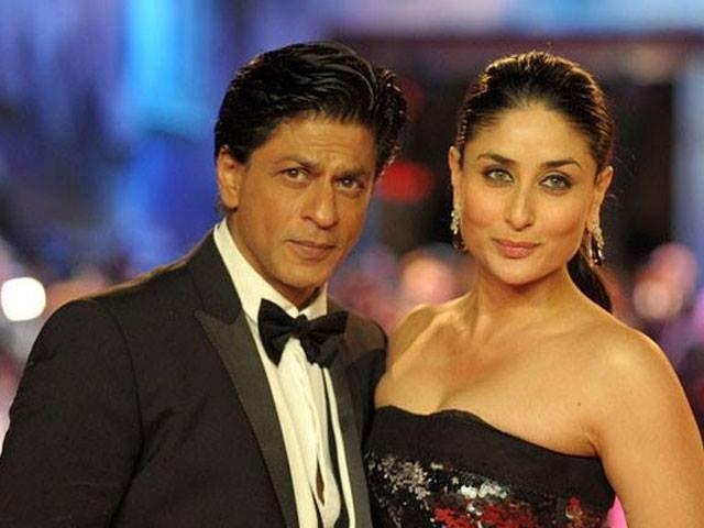 Is Kareena Kapoor Khan a part of Shah Rukh Khan